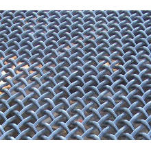Flat Mining Sieving Screen / Crimped Wire Mesh /Wire Mesh Sheet