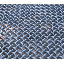 Flat Mining Sieving Screen / Malha de arame comprimido / folha de arame