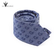 100% natürliche Seide Krawatte China Seide Jacquard gewebte Krawatte