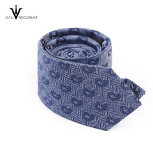 100% Natural Silk Tie China Silk Jacquard woven tie