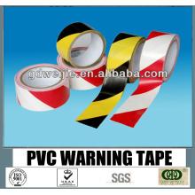 Fita de Warining PVC Barata de Alta Qualidade