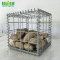 Flood+Protective+Galvanized+Flexible+Welded+Gabion+Box