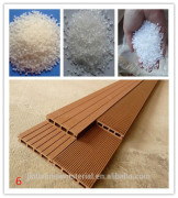 wood plastic composite&pe compound &coupling agent