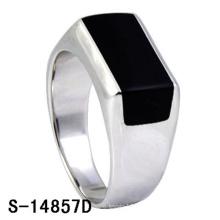 Klassischer Design Modeschmuck Ring Silber 925