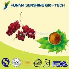médecine pour agrandir le pénis / Chinois Magnoliavine Fruit extrait dissolvant la fonction de l'alcool
