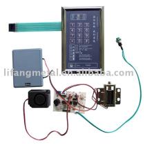 Safes parts of Electronic Panel locks