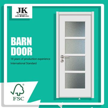 JHK-G17 House Construction Finishing Material Modern House Gate Designs Kitchen Stable Doors