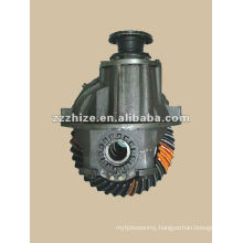 EQ457 rear axle parts Differential assembly for Yutong Kinglong