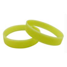Fluorescent Silicone Wristbands,Glow In Dark Bracelet