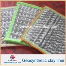 Doublure géosynthétique d'argile de bentonite de sodium (GCL) pour l'anti-Seepage