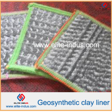 Liner de Argila Geossintético de Bentonita Sódica (GCL) para Anti-Escoamento