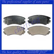 D924 58101-2CA10 181644 for kia sportage brake pad