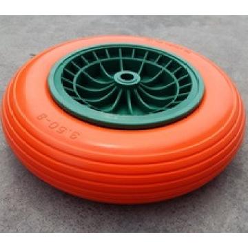 Roda da espuma do plutônio 3.50-8