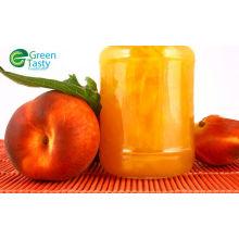 Frische Pfirsichsaftkonzentrat Früchte