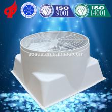 Ventilateur de ventilation de volaille ventilateur à pression négative FRP