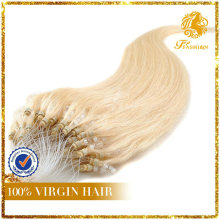 Grade AAA+ Brazilian Micro Ring Loop Hair Extensions (M65)