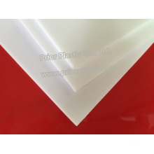 Feuille de téflon de PTFE de prix bas de vente directe d'usine