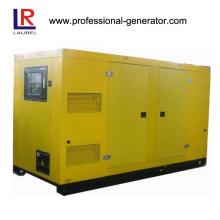 Тихий дизельный генератор 100 кВА с двигателем Cummins