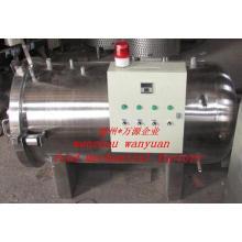 Récipient de pression de chauffage de vapeur pour le stérilisateur en verre de bouteille