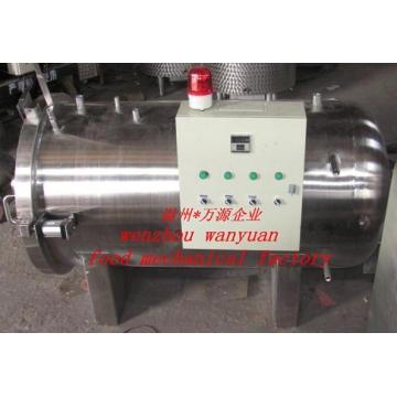 Dampf-Heizungs-Druckbehälter für Glasflaschen-Sterilisator