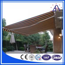 shanghai brilliance decorative aluminum profile for carports