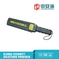 High-Brightness LED-Alarm Nicht-Blind Area Handheld-Metalldetektoren