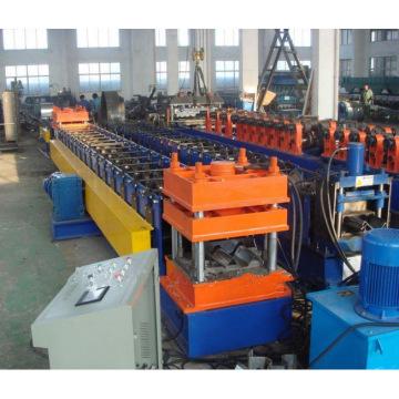 Vollautomatische Autobahn Guardrail Expressway Guard Rail Roll Forming Machine