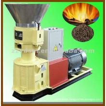 environmental protection flat-die bioenergy fuel pellet mill