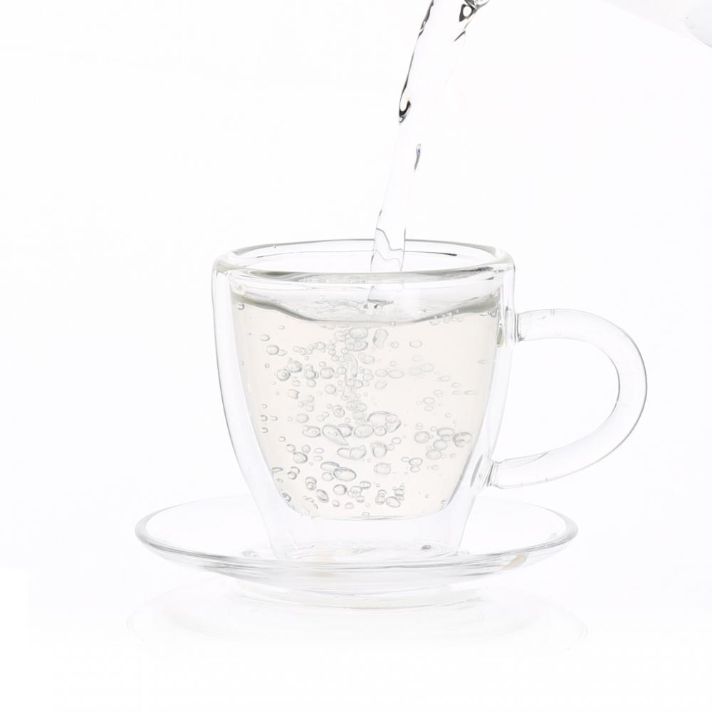 Custom 70ml Glass Mug