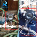 sortie d'impulsion bride type vortex vapeur débitmètre