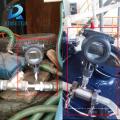импульсный выход Тип фланца пара вихревой расходомер