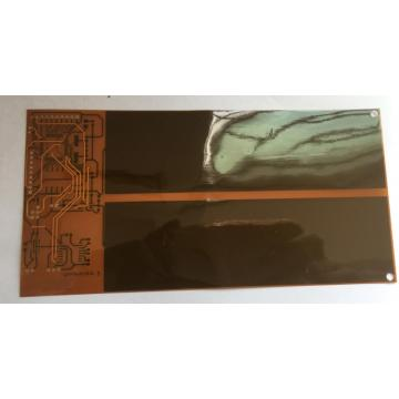 PCB de 2 couches flex EING 0.2mm
