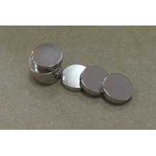 Handwerk Magnete Neodym-Scheibe mit Nickel-Beschichtung