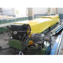 Tuyau de descente formant la chaîne de production de tuyaux en acier de la machine