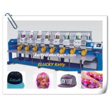 Máquina de bordar computadorizada de 8 cabeças com alta reputação