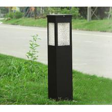 Diseño moderno LED luz de césped para jardín