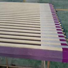 Peças de máquina para fabricação de papel de tampa de sucção de cerâmica