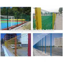 Welded Power Painting Safety Mesh Fence (XM07)