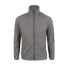 Elastic Camouflage Breathable Waterproof Anti UV Sunscreen Hooded Jacket