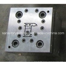 Plastic UPVC Window and Door Profile Extrusion Die Head/Mould