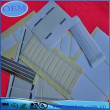die cut reflective polyester film