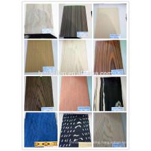 plywood prices veneer/0.3mm sliced cut recon wooden door veneer/recon birch wenge wood veneer
