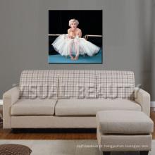 Marilyn Monroe Imagem emoldurada