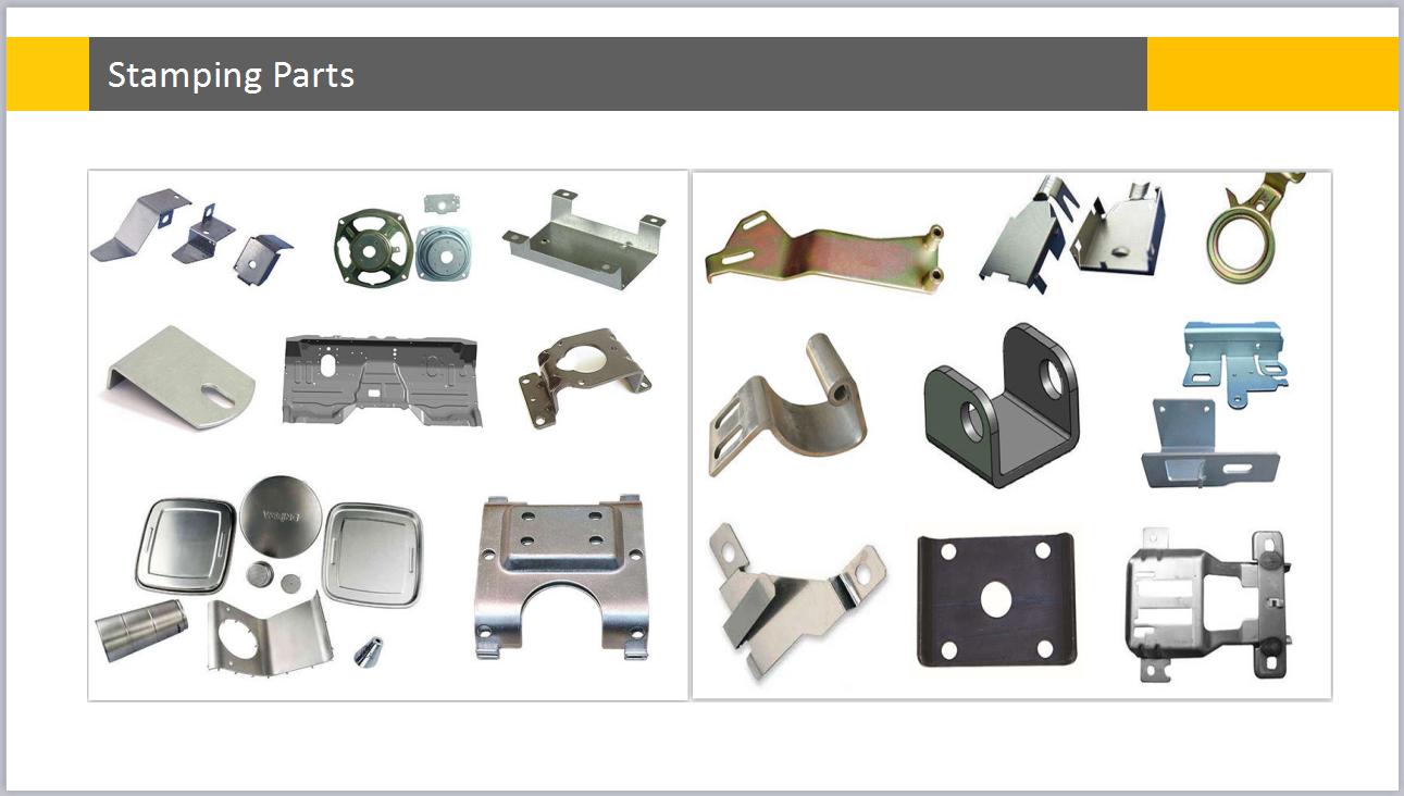 atamping parts