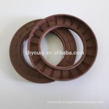 100*120*8 TCV/ FKM /FPM coating oil seals for high pressure and oil resistant