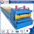 Hydraulic Press Glazing Roof Tile Roll Forming Machine