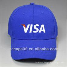 2d de calidad superior bordado gorra de béisbol