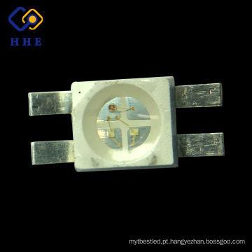 o brilho super conduziu o diodo do smd 6028 RGB