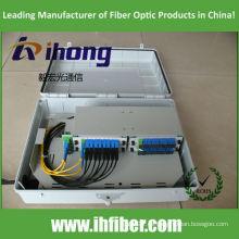 1 * 32 LGX divisor de caja de distribución de plástico cuerpo