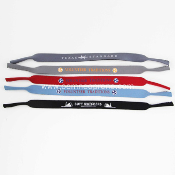 Promotional Lightweight Neoprene Glasses Belts